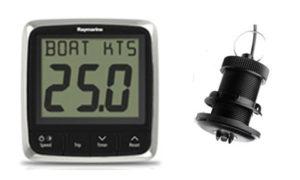 Raymarine i50 Log | Snelheid Pakket