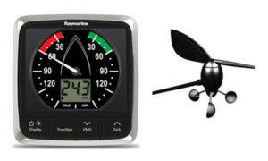 Raymarine i60 Wind Pakket Inclusief Transducer