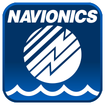 Navionics+ Digitale Waterkaart